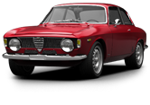 Alfa Romeo Giulia Sprint GTA Coupe 1965