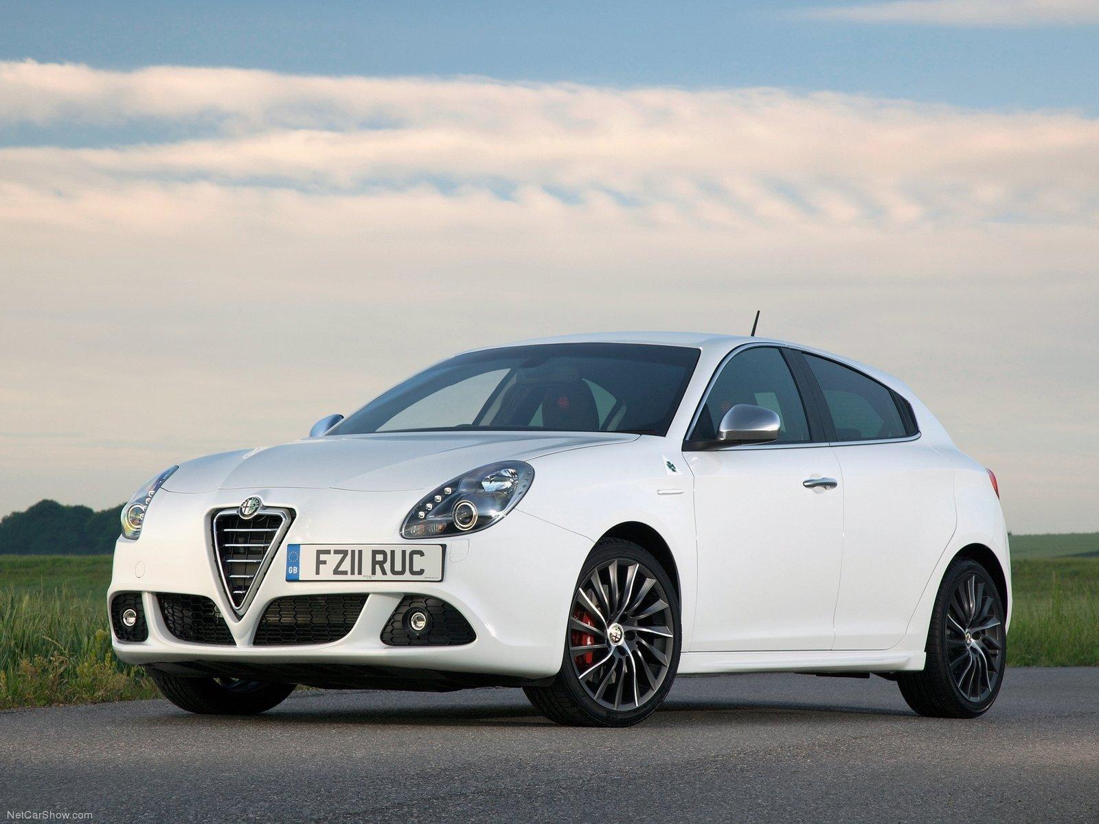 Alfa Romeo Giulietta Tuning – Auto Bild Idee