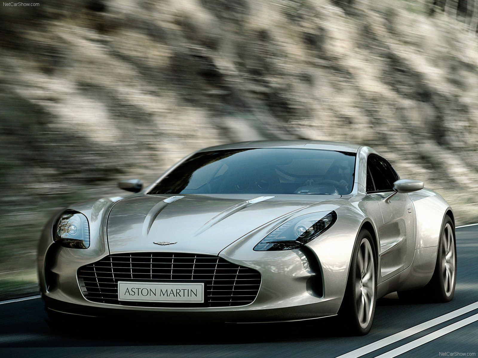 Aston Martin One-77 Coupe 2012