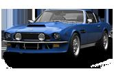 Aston Martin V8 Vantage Coupe 1977