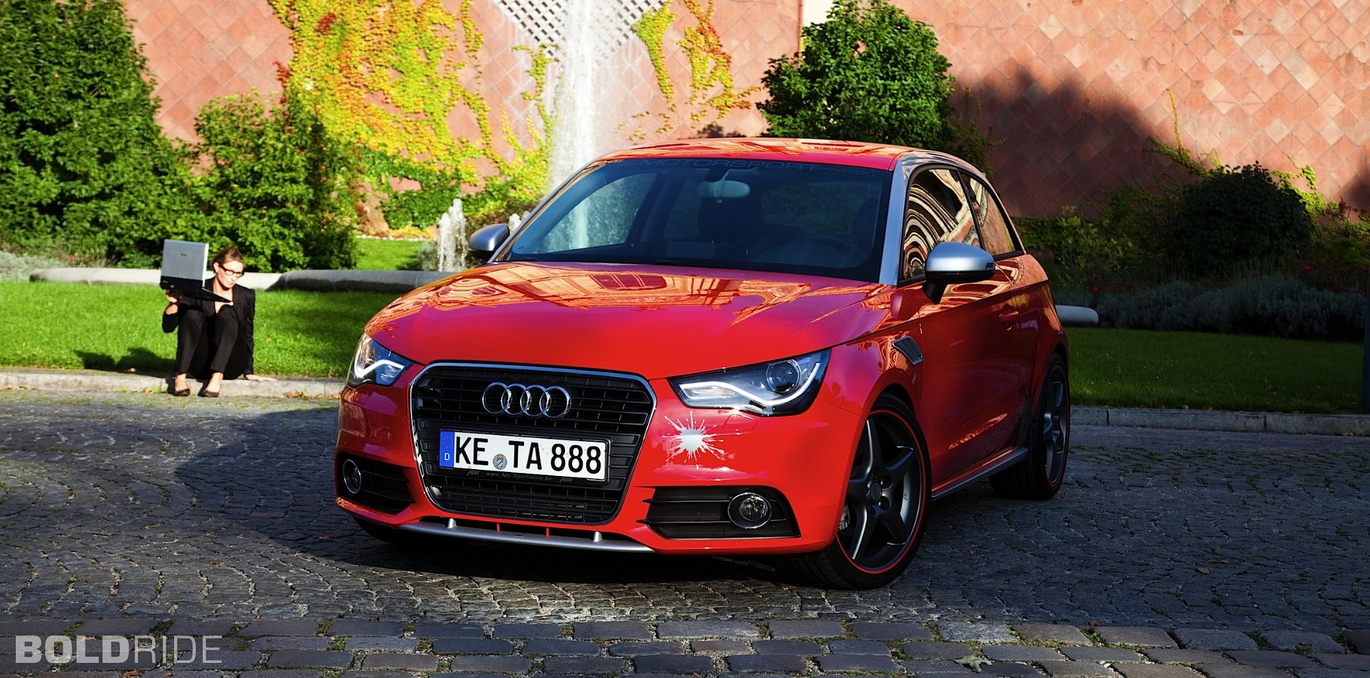my perfect audi a1 3dtuning probably the best car. Black Bedroom Furniture Sets. Home Design Ideas