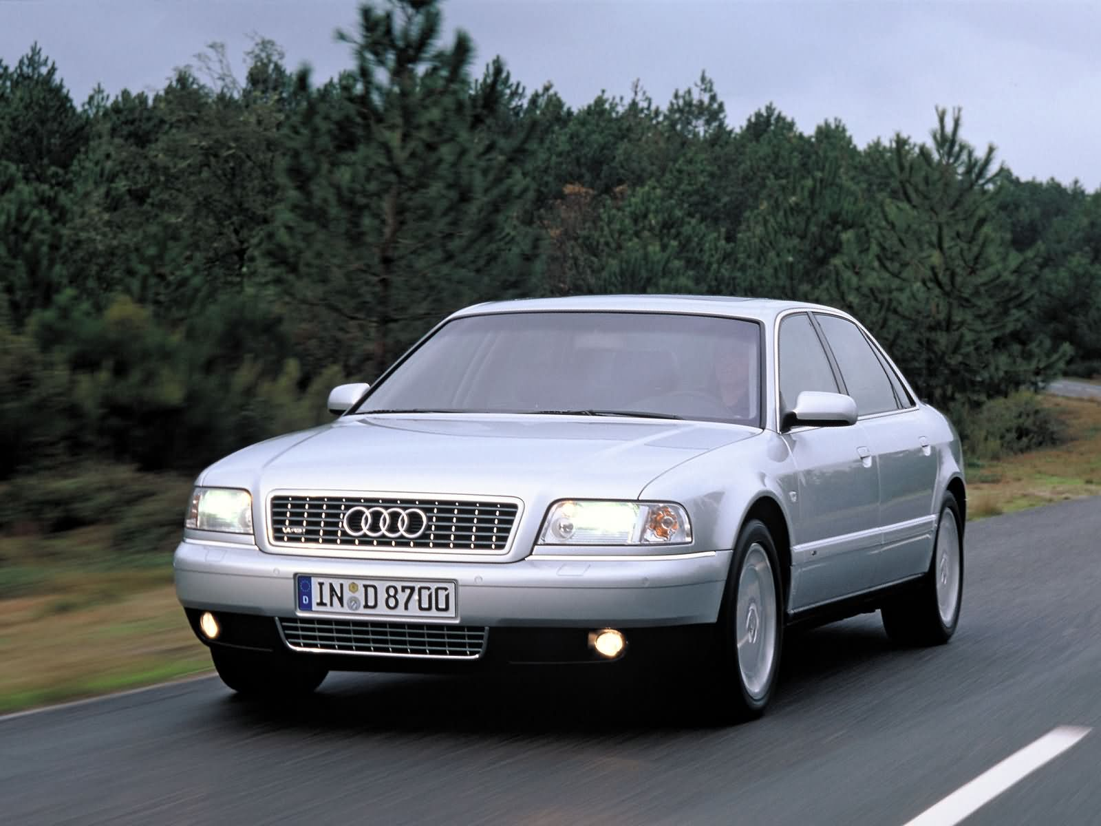 My Perfect Audi A DTuning Probably The Best Car Configurator - Audi car 1999 model