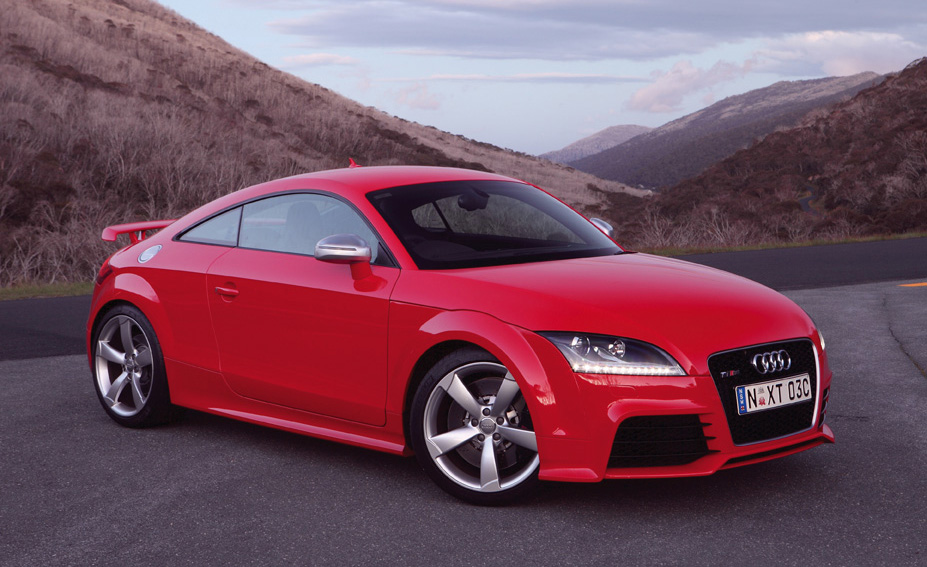 Audi TT-RS Coupe 2010