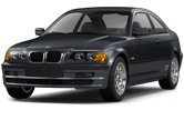 BMW 3 series Coupe 2001