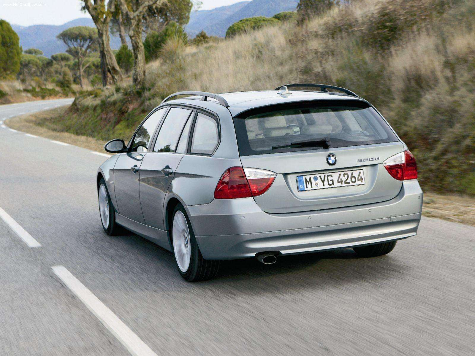 BMW 3 series Wagon 2005