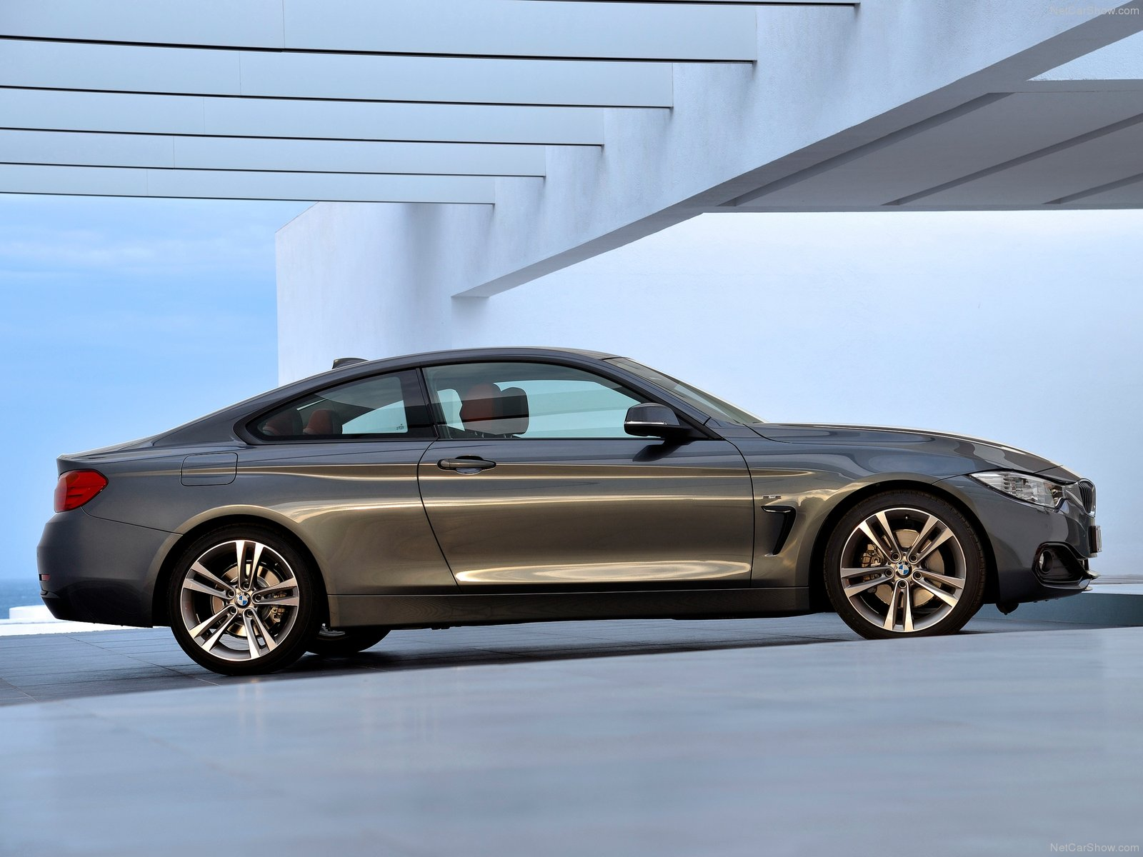 BMW 4 series Coupe 2114