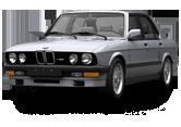 BMW 5 Series Sedan 1981