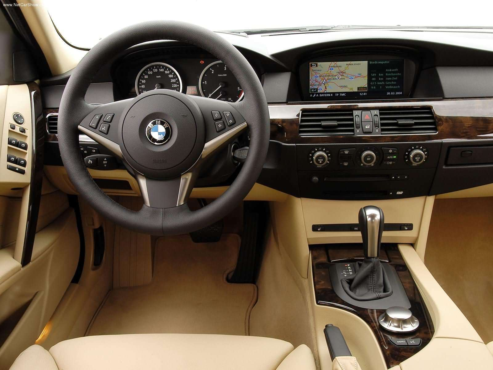BMW 5 series Wagon 2003