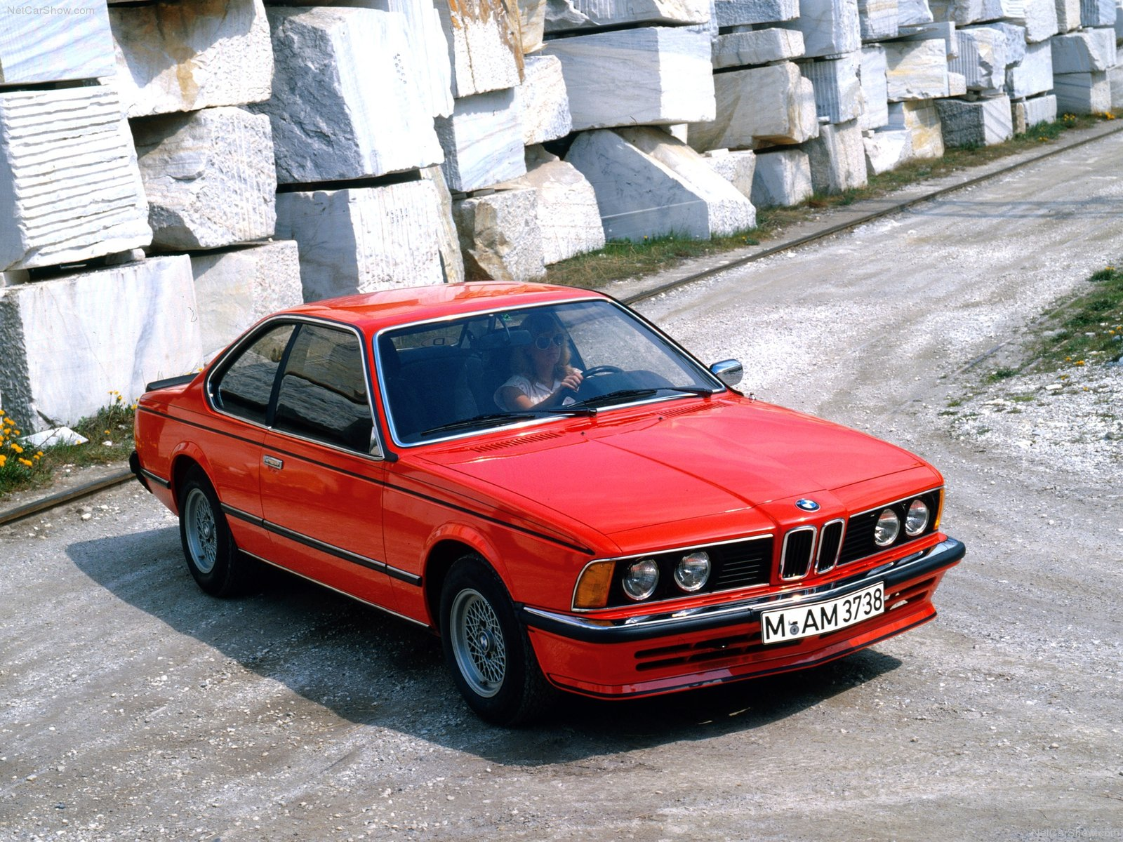 BMW 6 Series Coupe 1976