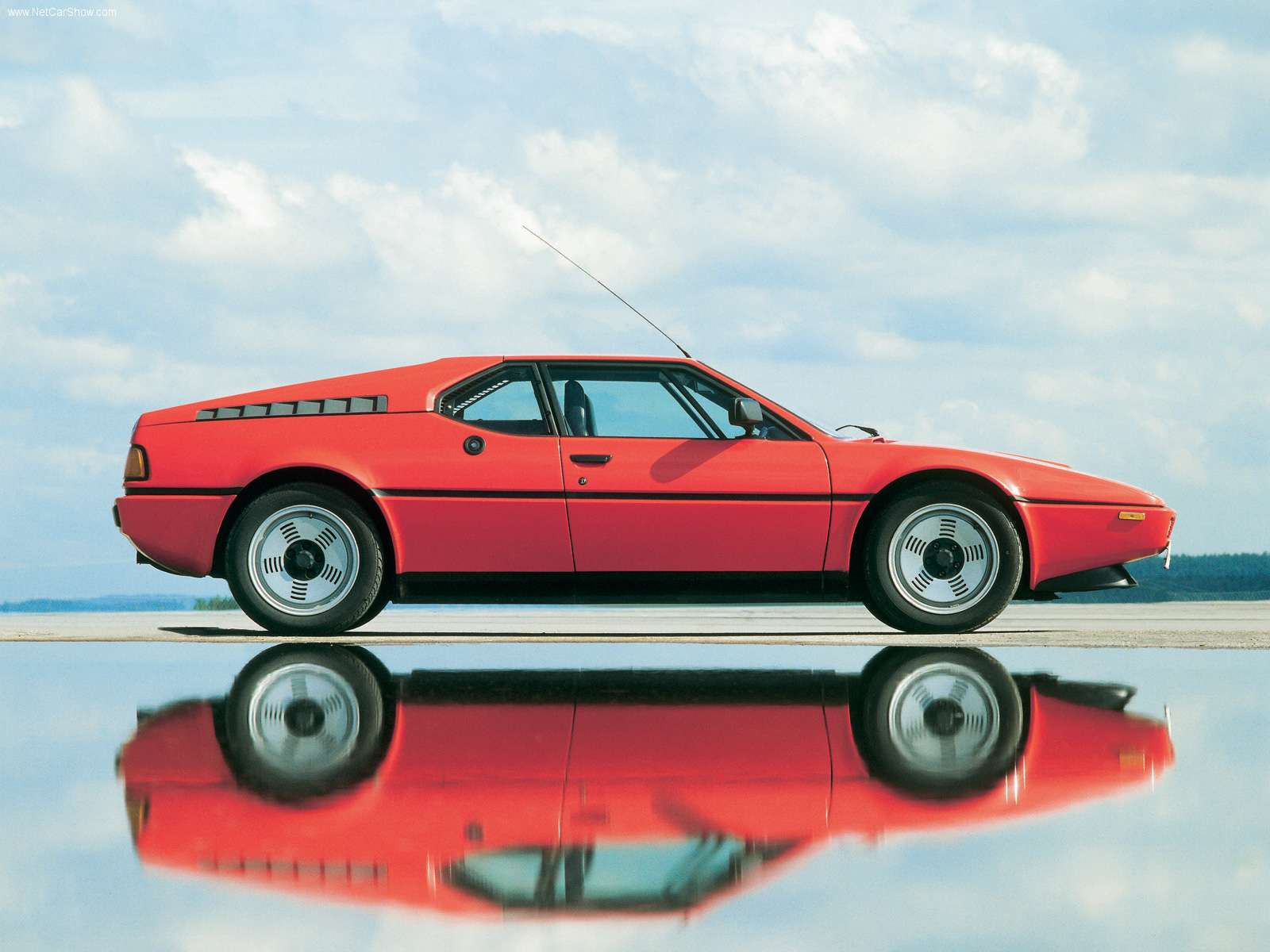 3DTuning of BMW M1 Coupe 1981 ...