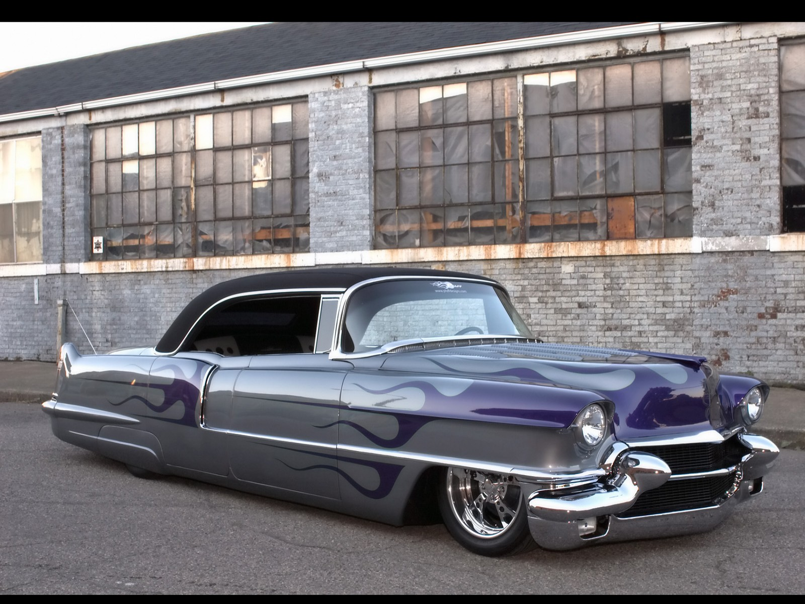 tuning cadillac de ville coupe 1956 online accessories and spare parts for tuning cadillac de. Black Bedroom Furniture Sets. Home Design Ideas