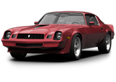Chevrolet Camaro Z28 Coupe 1979