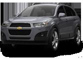 Chevrolet Captiva Crossover 2012