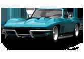 Chevrolet Corvette Coupe 1964