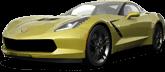 Chevrolet Corvette C7 2 Door Coupe 2015