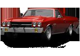 Chevrolet El Camino SS-454 Coupe 1970