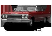 Chevrolet Impala Coupe 1963
