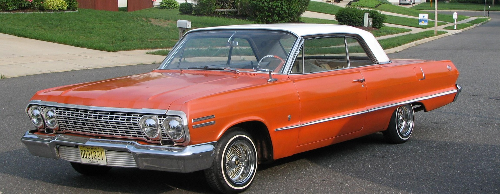 Chevrolet Impala Coupe 1963