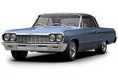 Chevrolet Impala SS 409 Coupe 1964