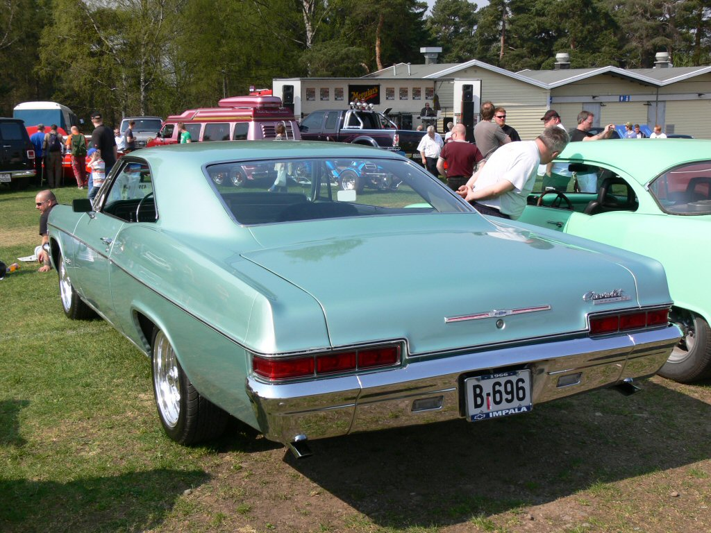 My Perfect Chevrolet Impala Sport Coupe 3dtuning Probably The 1966 Chevy 2 Door
