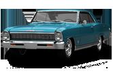 Chevrolet Nova SS Coupe 1966