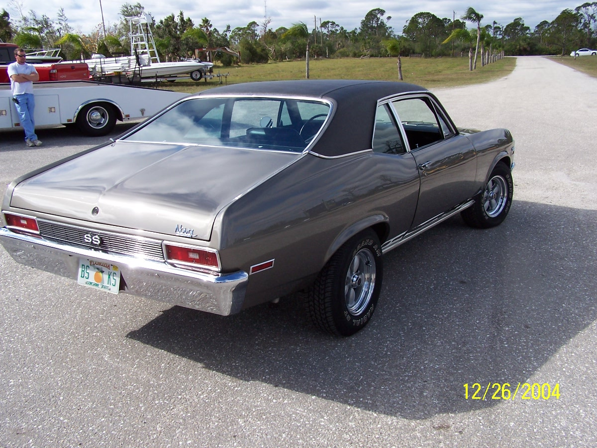 My Perfect Chevrolet Nova Ss 3dtuning Probably The Best Car 1968 Chevy Coupe