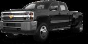 Chevrolet Silverado 3500 4 Door pickup truck 2015