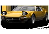 De Tomaso Pantera Coupe 1971