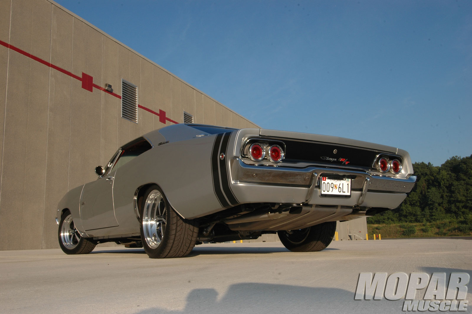 Dodge car tuning part 3 -  Dodge Charger Coupe 1969