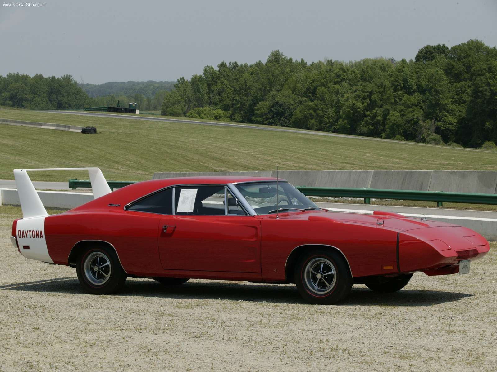 Dodge Charger Daytona Coupe 1969