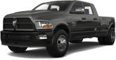 Dodge Ram 3500 4 Door Truck 2014