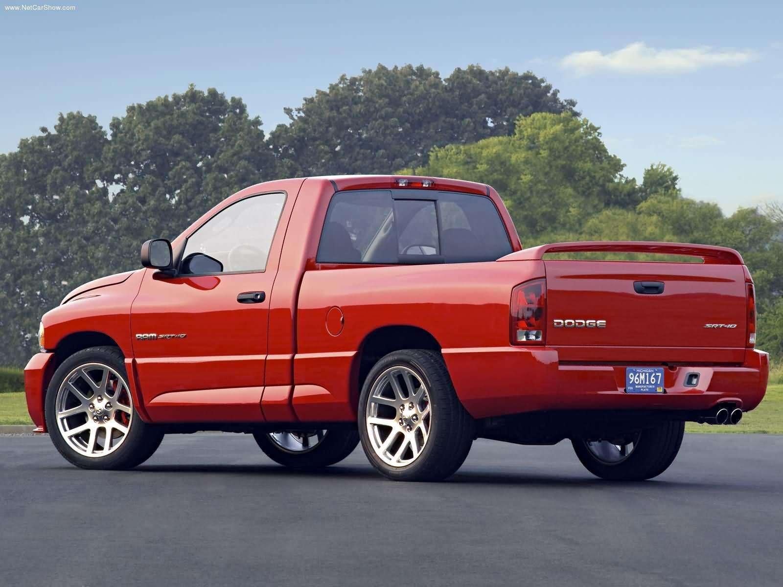 Dodge car tuning part 3 -  Dodge Ram Srt 10 Pickup 2006