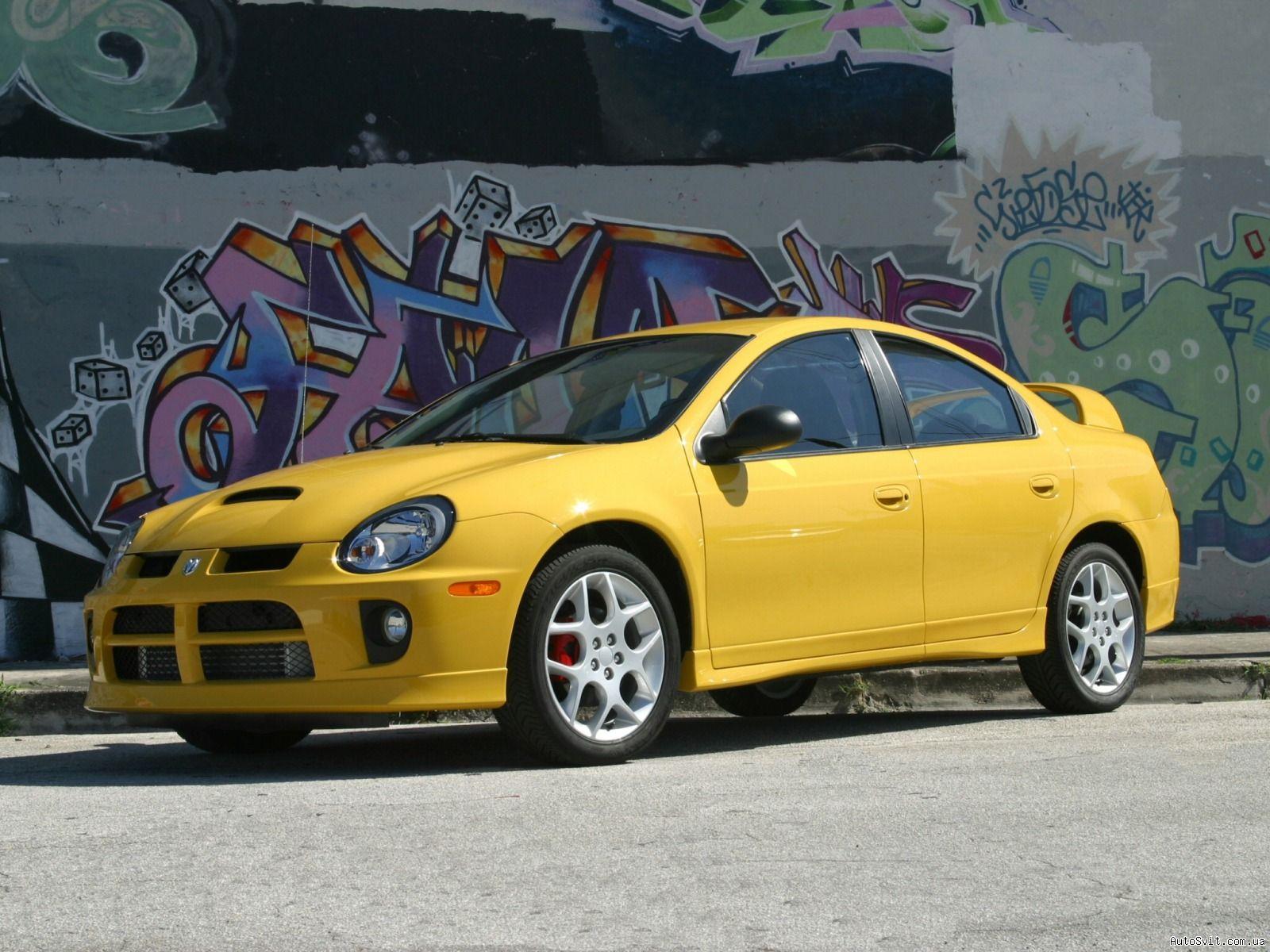 Dodge srt4 acr sedan 2005