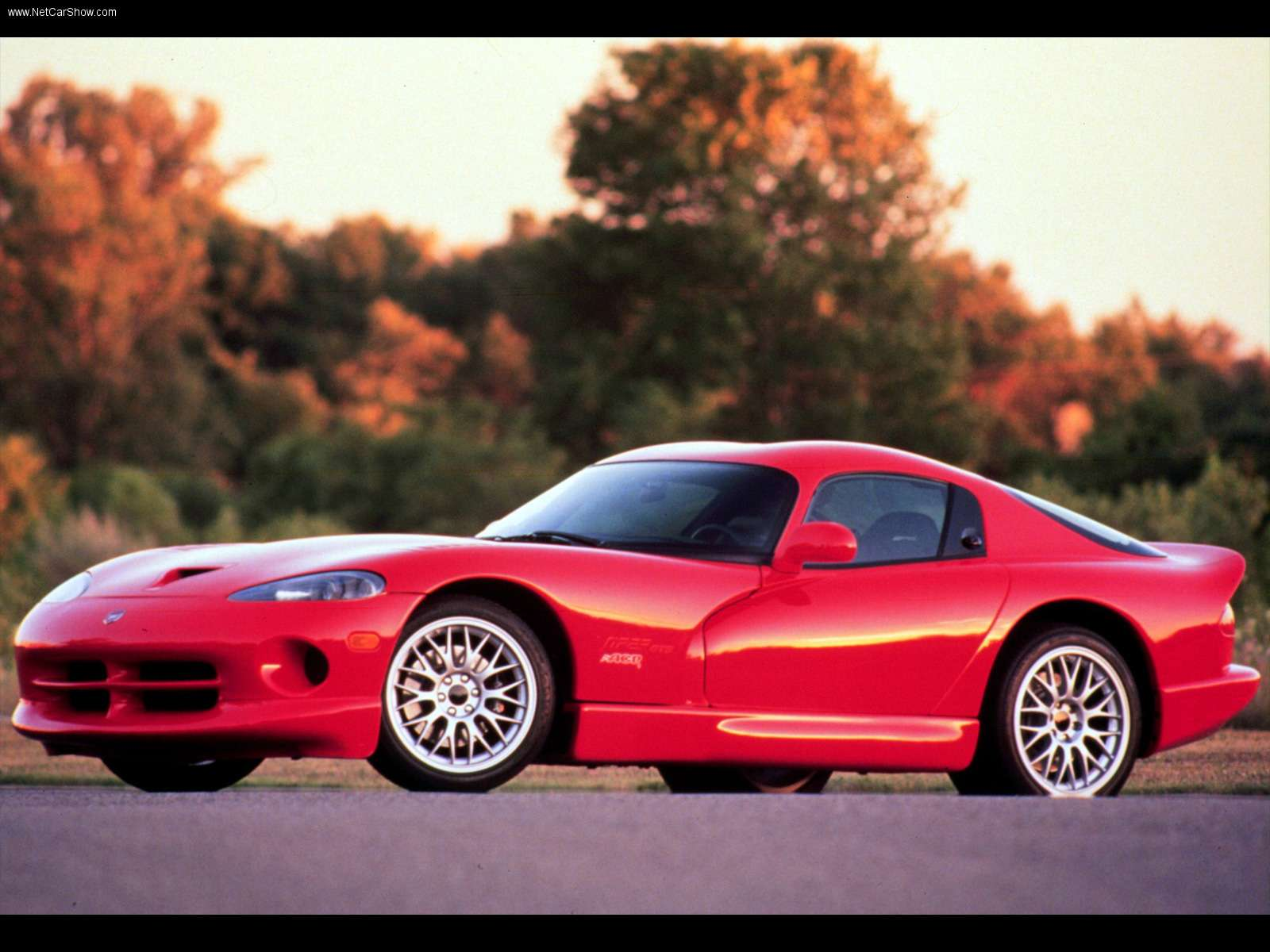 Dodge Viper GTS ACR Coupe 1999