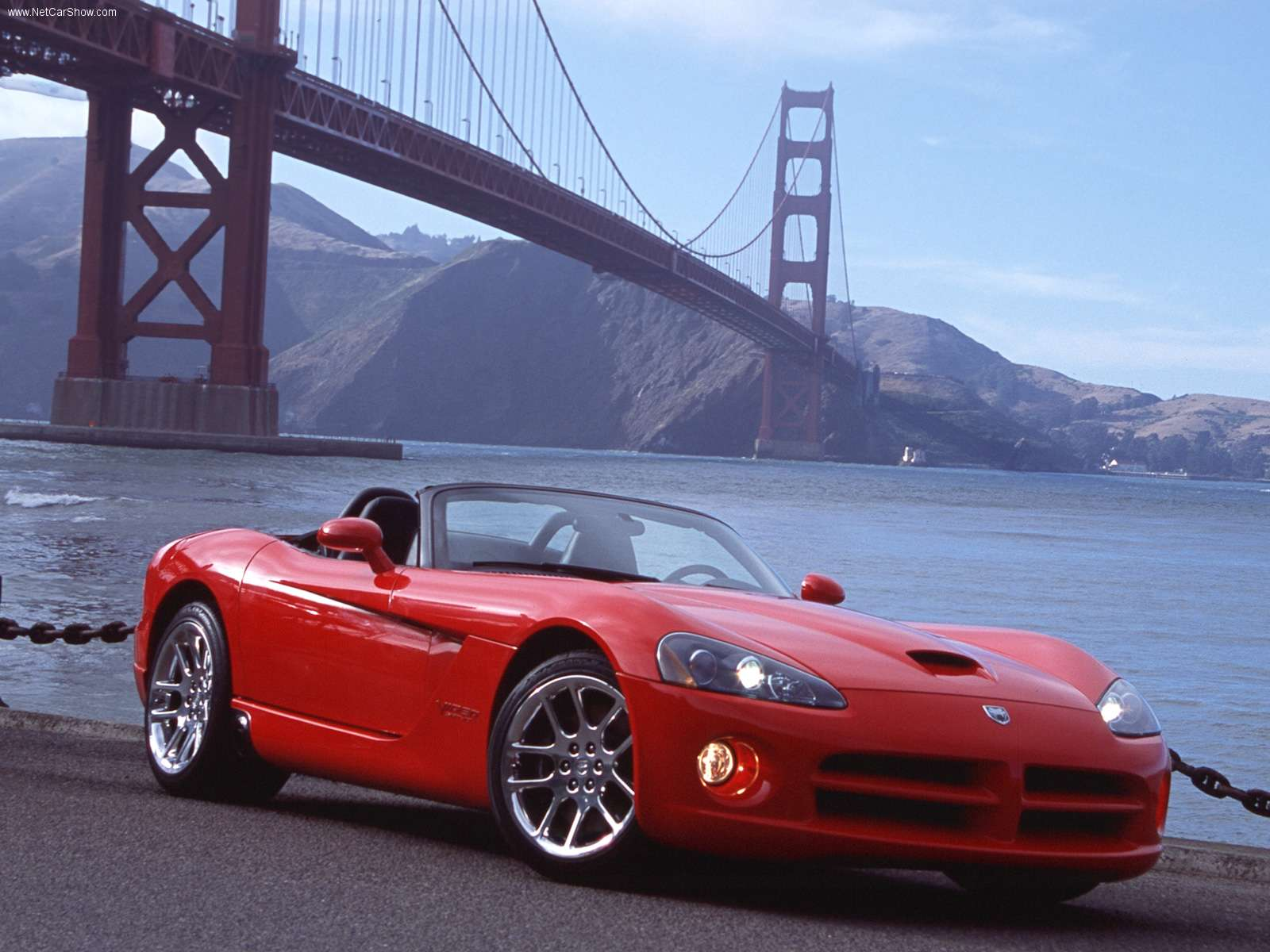 Dodge Viper SRT10 Coupe 2003