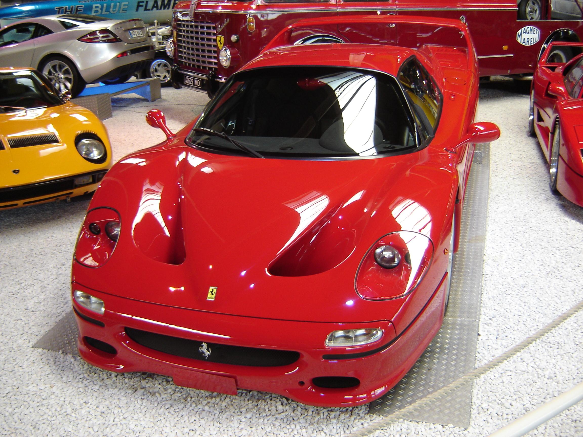 3dtuning of ferrari f50 coupe 1995 3dtuning unique on line ferrari f50 coupe 1995 vanachro Choice Image