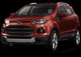 Ford EcoSport SUV 2014