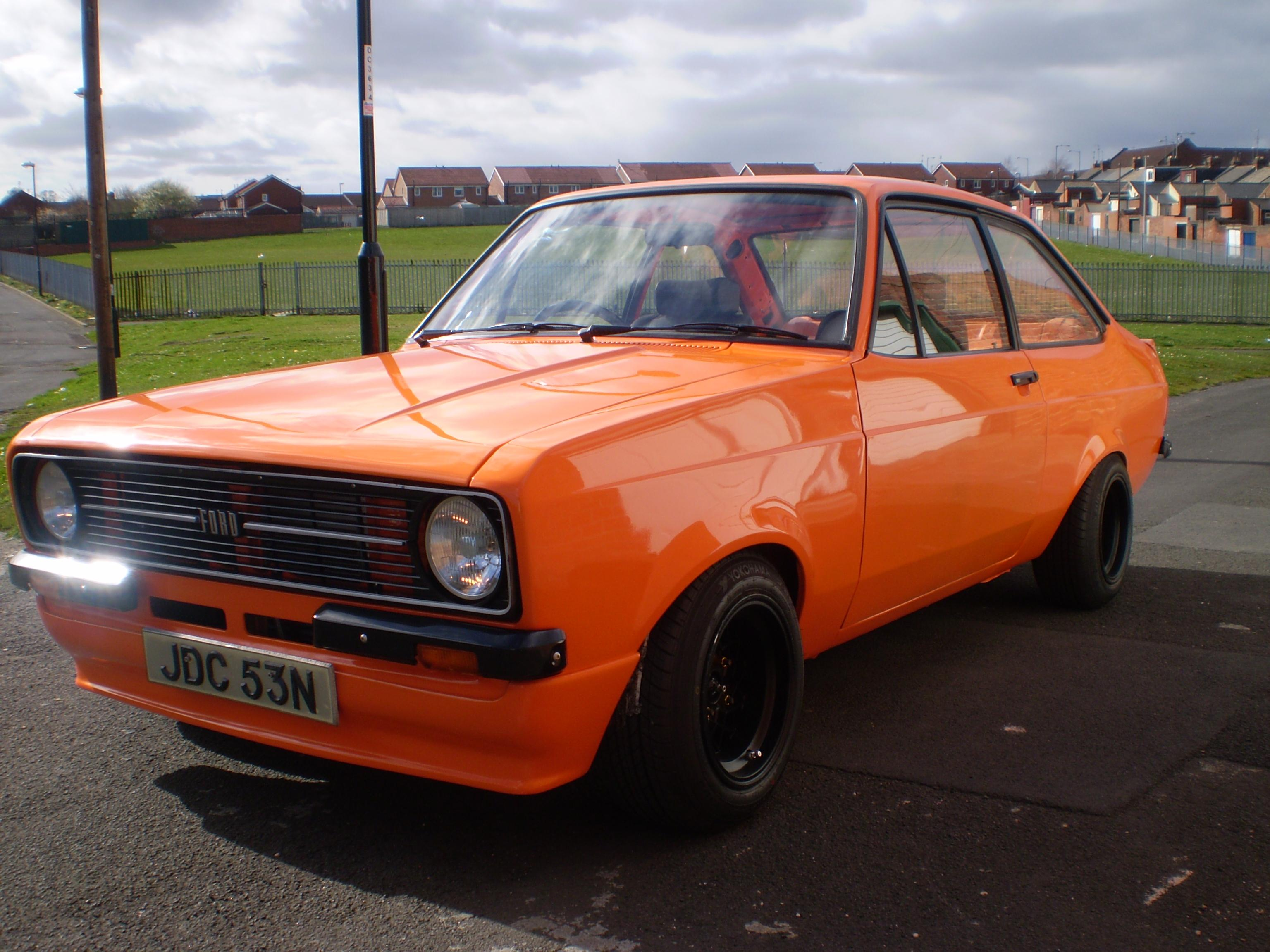 Ford Escort Coupe 1975
