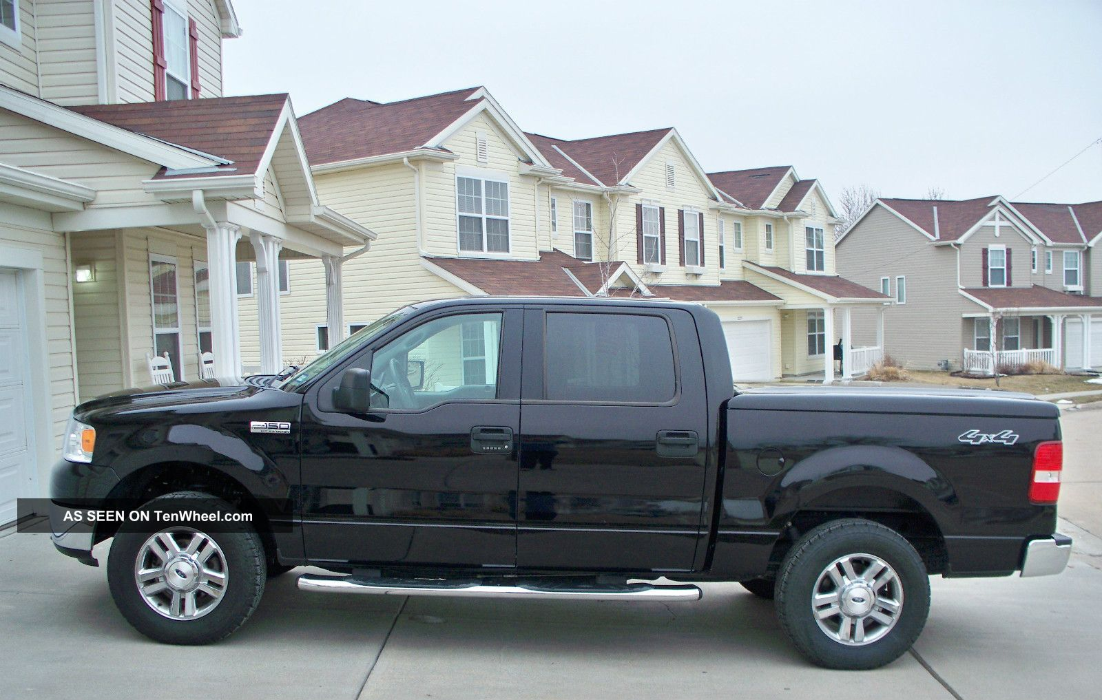 Ford F150 Parts : Tuning ford f crew cab online accessories and