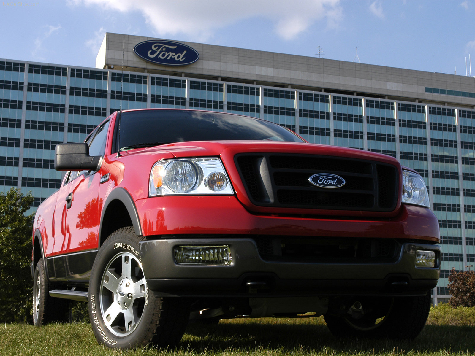 Tuning Ford F-150 Extended Cab 2006 online, accessories ...