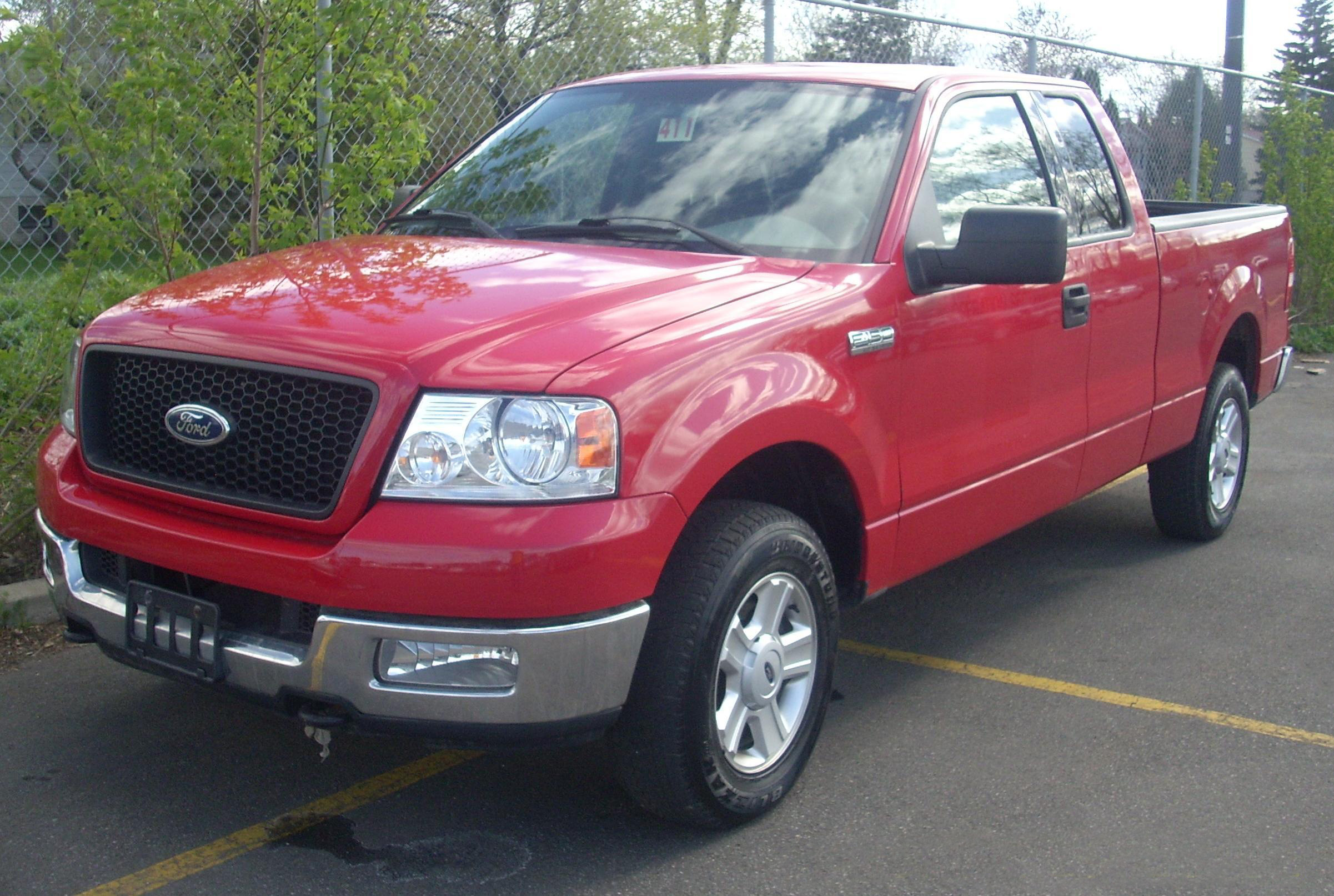ford f 150 extendedcab truck 2006