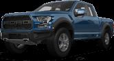 Ford F-150 Raptor SuperCab Pickup Truck 2015
