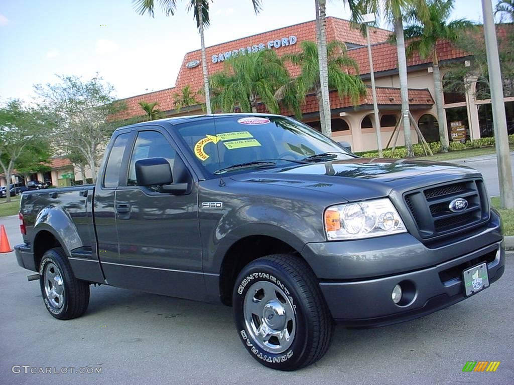 Ford f 150 regular cab truck 2006