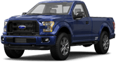 Ford F-150 Regular Cab Truck 2015