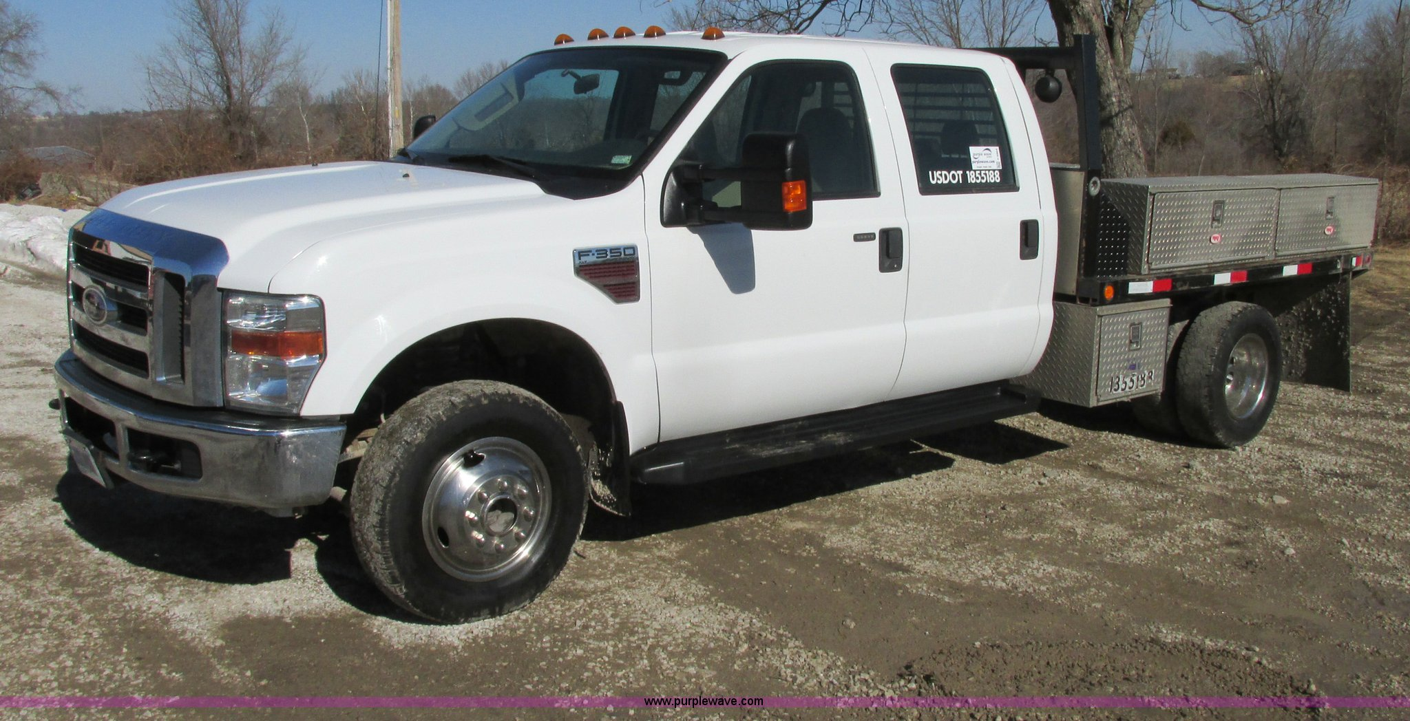 Ford F-350 SuperCab Truck 2010
