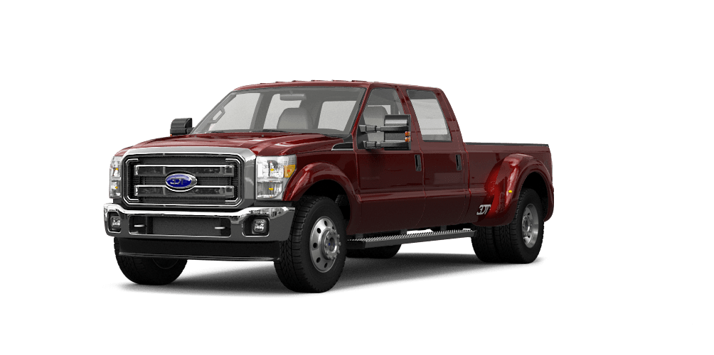 Ford F-350 SuperCab DRW Truck 2013