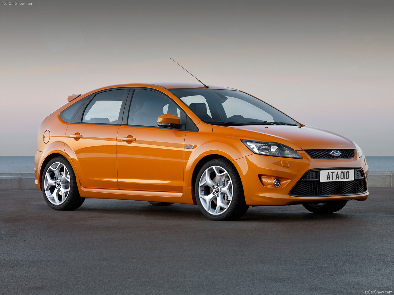 My perfect Ford Focus  3DTuning - probably the best car configurator!