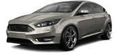 Ford Focus Hatchback 2015