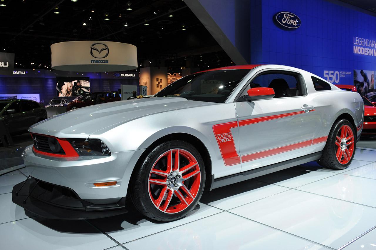 Mustang Car Parts