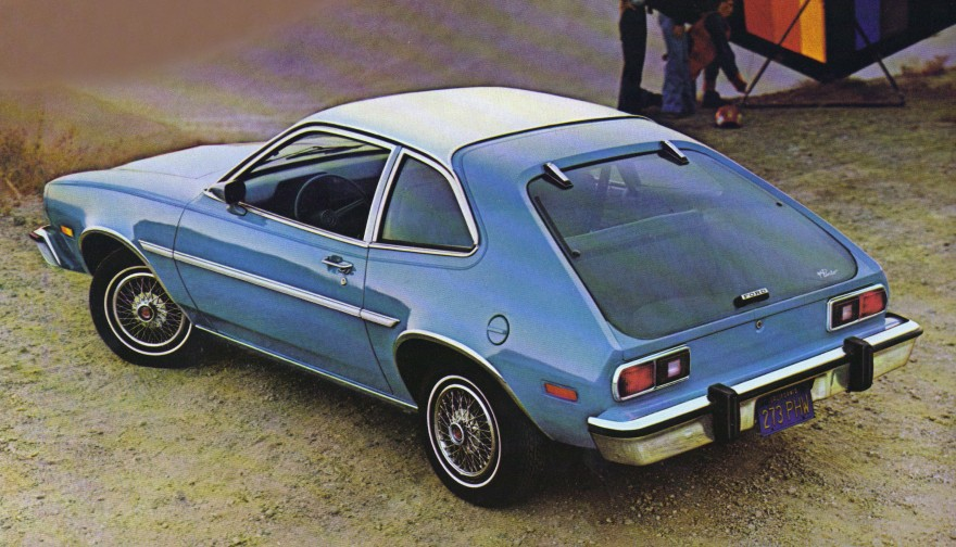 Ford Pinto Coupe 1970